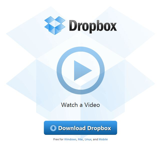 how to send photos to dropbox