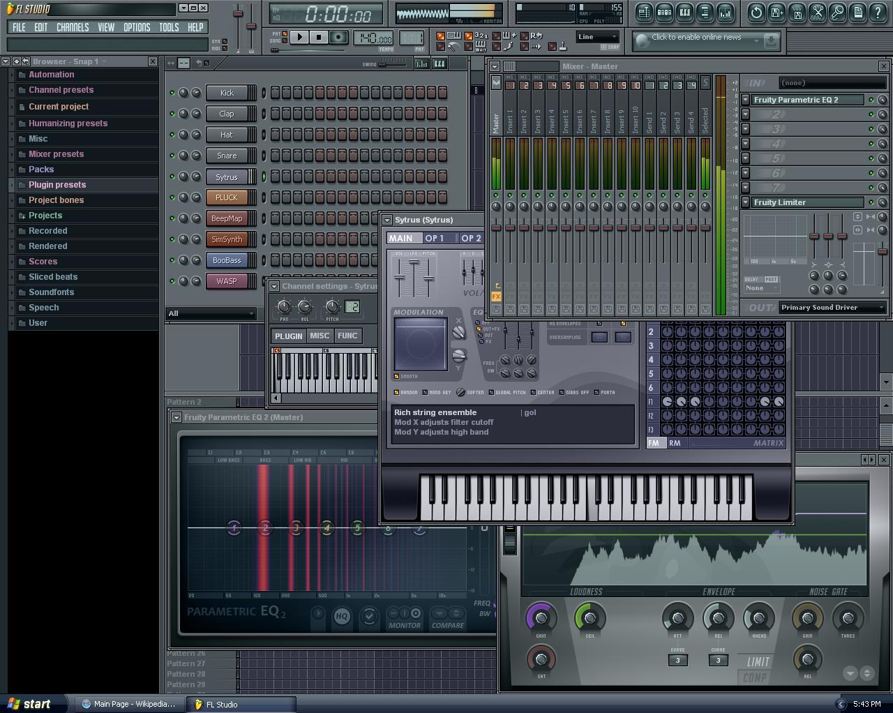 fl studio 8 free download cracked