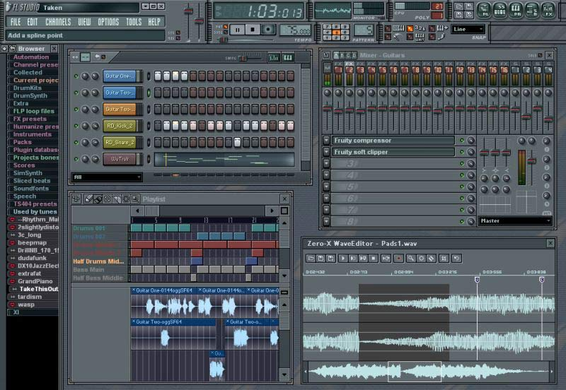 fl studio loops free download