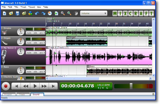 Mixcraft - Pyeongtaek International Christian School Music Department